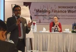 Presenting Digital Financial Inclusion Model