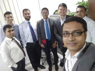 UL and SEBL Meeting