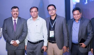 With Payment Industry Legends