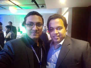 with Ashik Bhai