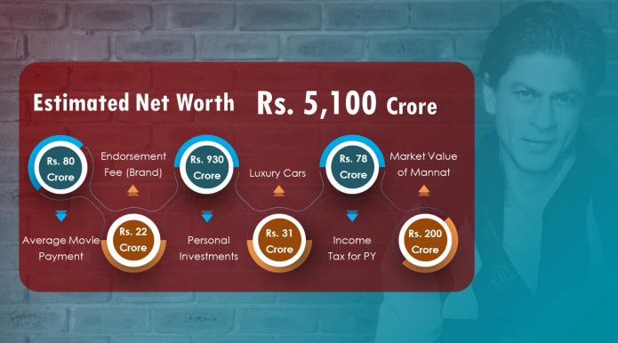 SRK Net Worth 02
